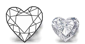 Heart Cut Diamond image