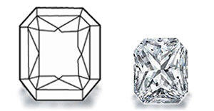 Radiant Cut Diamond image