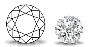 Round Brilliant Cut Diamon image